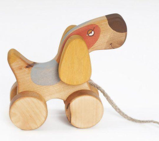 The Nestery: Mebtoys - Dog Puller