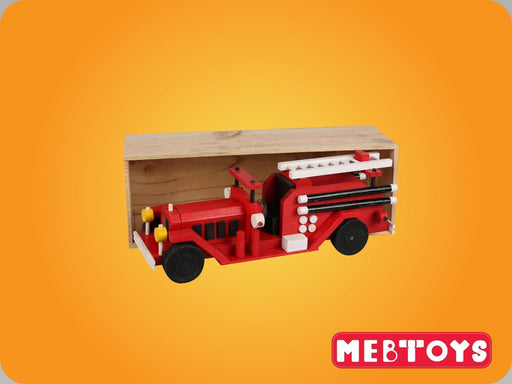 The Nestery: Mebtoys - Fire Engine
