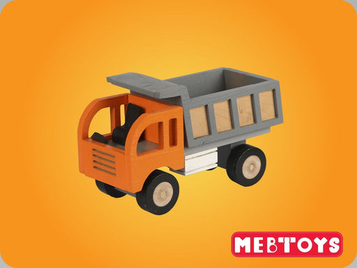The Nestery: Mebtoys - Leo Lorry