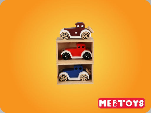 The Nestery: Mebtoys - Vintage Car