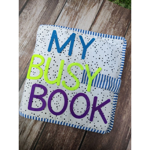 The Nestery : Mom Squad - Busy Book - Activity Kit