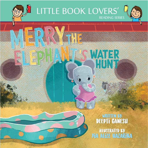 The Nestery: Ms Moochie - Merry The Elephant'S Water Hunt