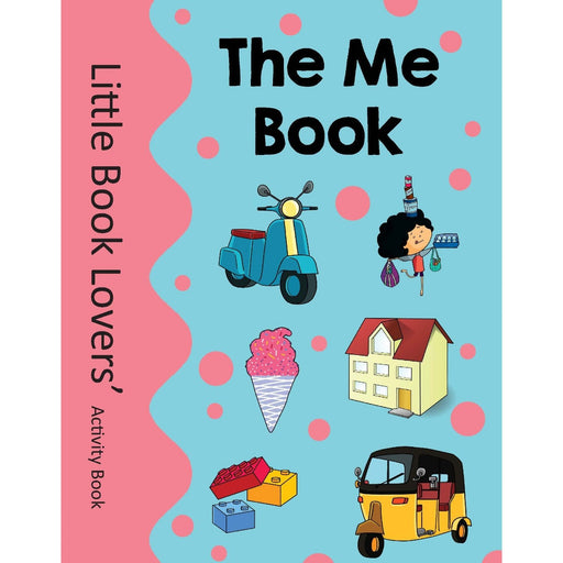 The Nestery : Ms Moochie - The Me Book
