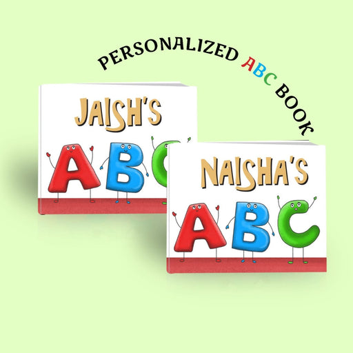 The Nestery : Oh! My Name - Abc - Personalized Children Book