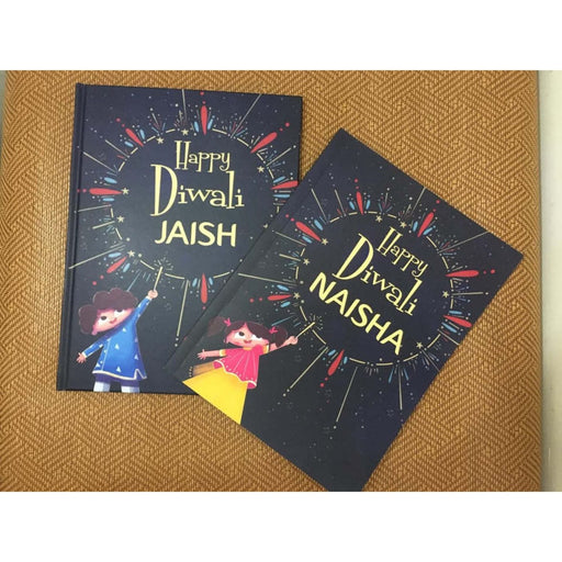 The Nestery : Oh! My Name - Happy Diwali Jaish Personalized Diwali Children'S Book