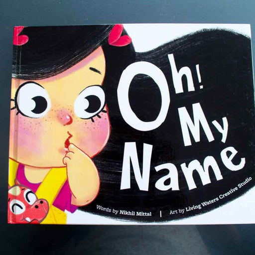 The Nestery : Oh! My Name - Oh! My Name Personalized Children Book