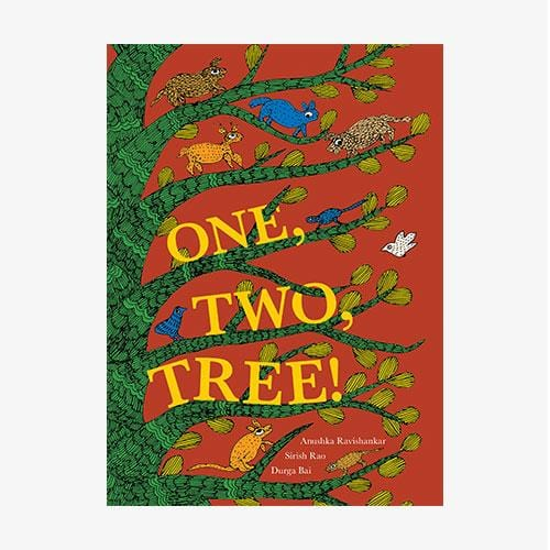The Nestery: Tara Books - One Two Tree!