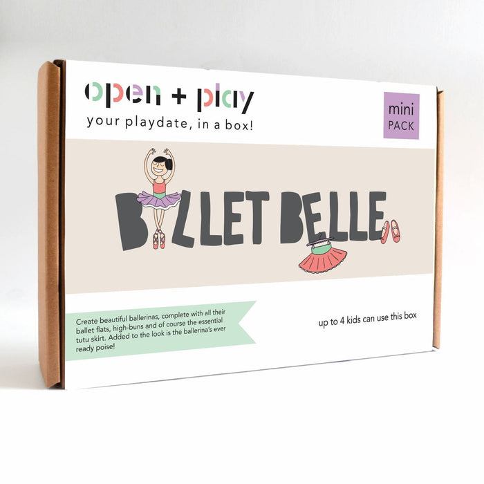 The Nestery: The Open Play - BALLET BELLE