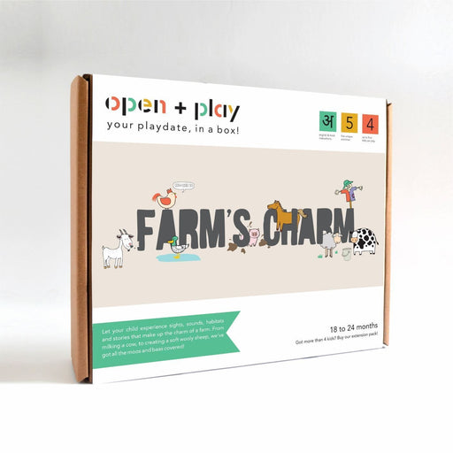 The Nestery: The Open Play - FARM'S CHARM