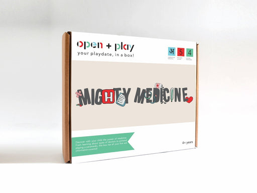 The Nestery: The Open Play - MIGHTY MEDICINE