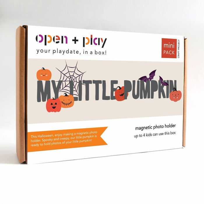 The Nestery: The Open Play - MY LITTLE PUMPKIN