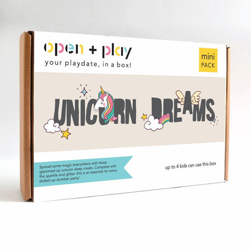 The Nestery: The Open Play - UNICORN DREAMS