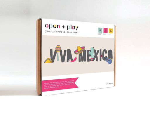 The Nestery: The Open Play - VIVA MEXICO