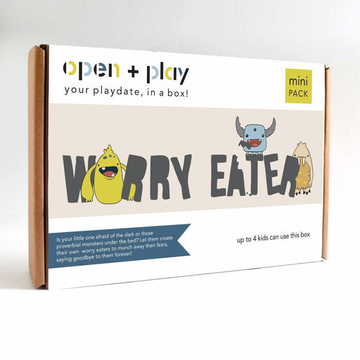 The Nestery: The Open Play - WORRY EATER