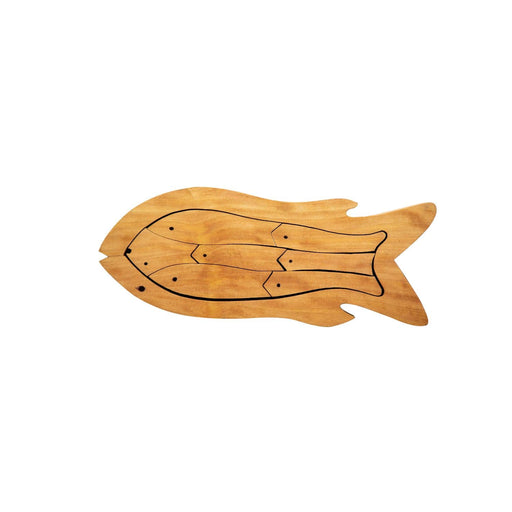 The Nestery : Oriori Kids - Fish - Wooden Puzzle