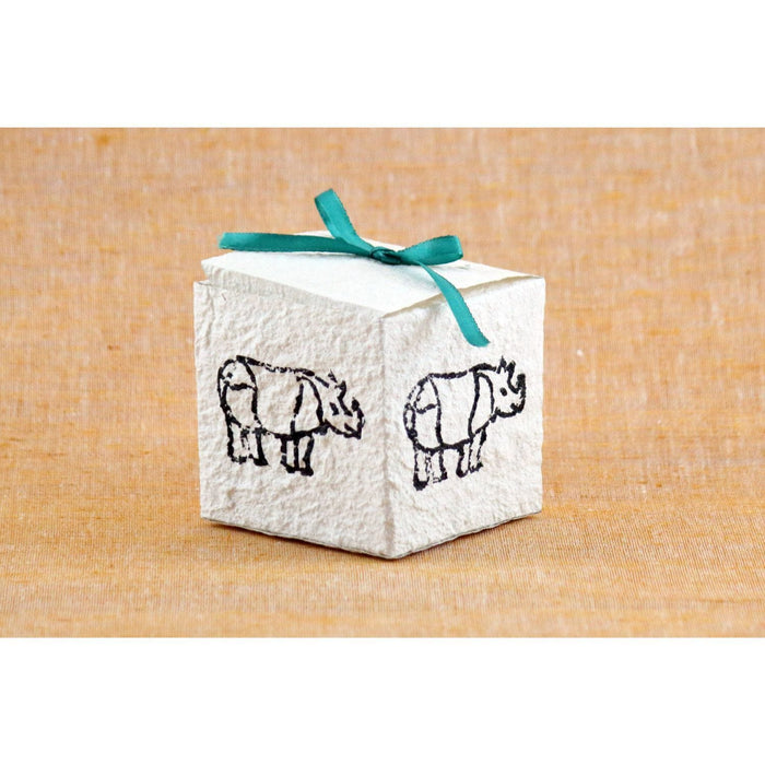 The Nestery : Pashoo Pakshee - Block Printing Kit : Rhino Box