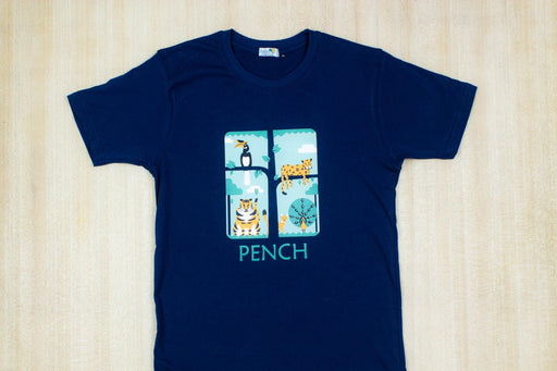 The Nestery : Pashoo Pakshee - Tshirt - Pench National Park