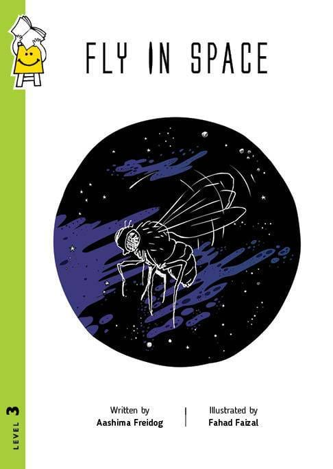 The Nestery: Pratham Books - Fly In Space