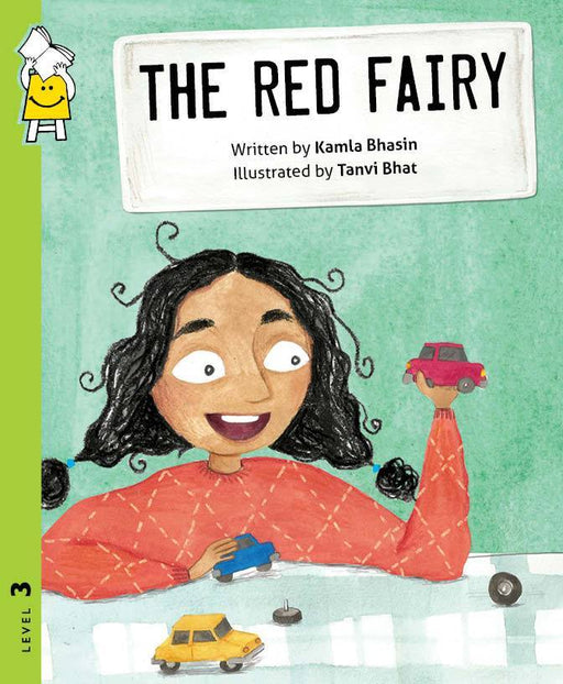 The Nestery: Pratham Books - The Red Fairy