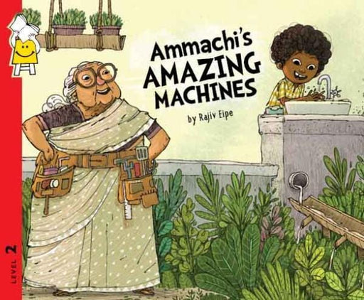 The Nestery: Pratham Book - Ammachi's Amazing Machines