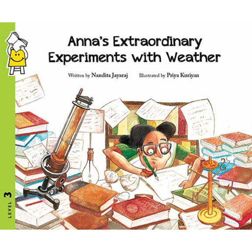 The Nestery: Pratham Books - Anna'S Extraordinary Experiments With Weather