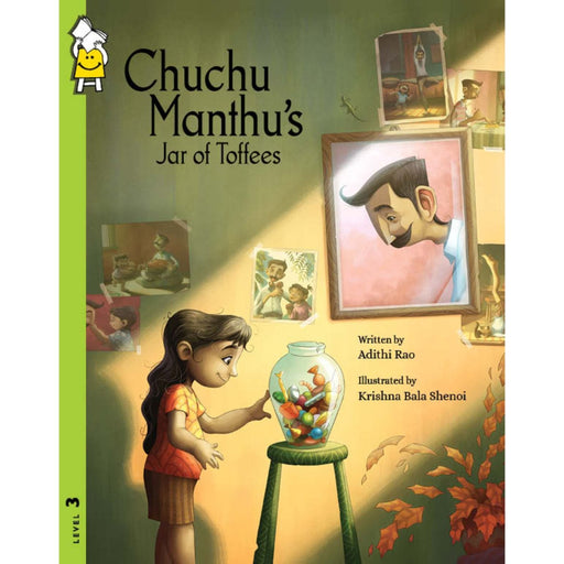 The Nestery: Pratham Books - Chuchu Manthu'S Jar Of Toffees