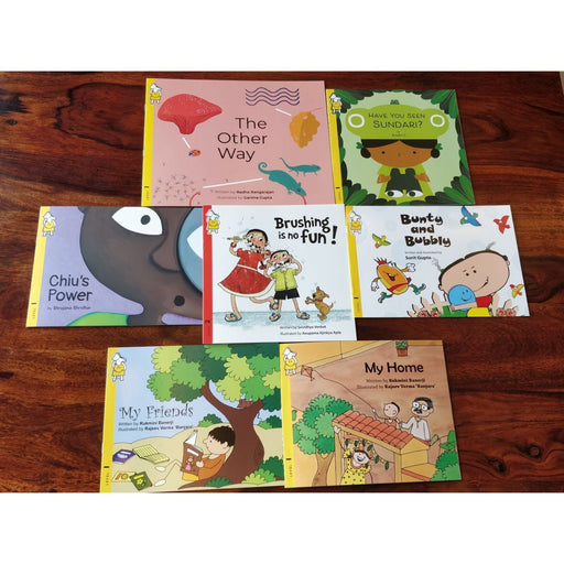 The Nestery: Pratham Books - Early Learning Toddler Combo