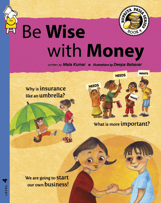 The Nestery: Pratham - MONEY WISE WITH PRATHAM