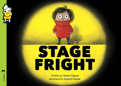 The Nestery: Pratham Books - Stage Fright