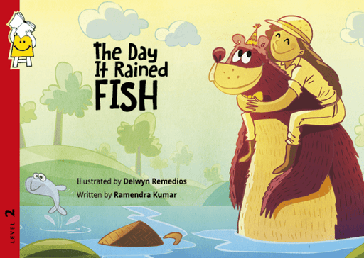 The Nestery: Pratham Book - The Day It Rained Fish