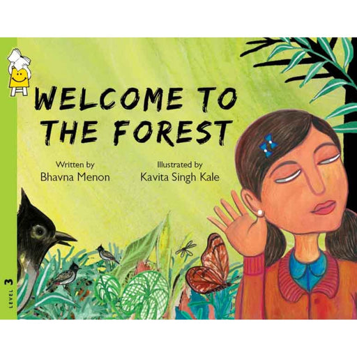 The Nestery: Pratham Books - Welcome To The Forest