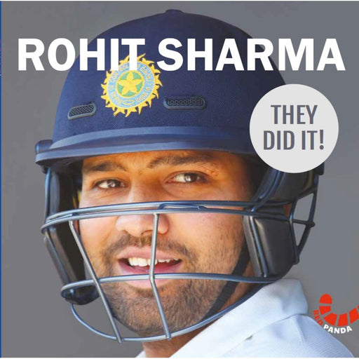 The Nestery : Red Panda - Achievers: Rohit Sharma They Do It