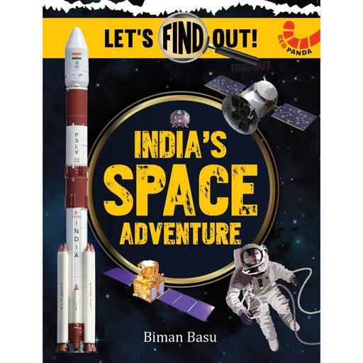 The Nestery : Red Panda - Indias Space Adventure : Lets Find Out