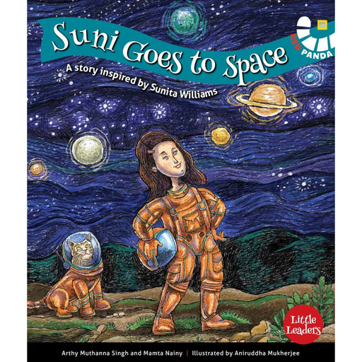 The Nestery : Red Panda - Suni Goes To Space  (  Little Leaders Series )