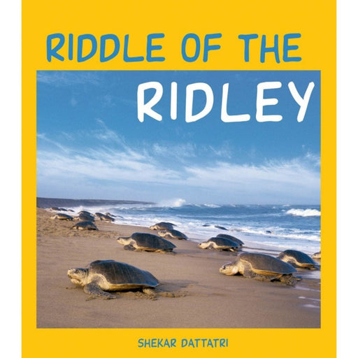 The Nestery: Tulika Books - Riddle Of The Ridley