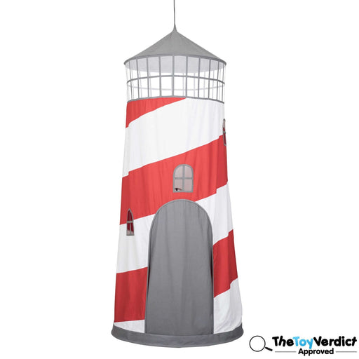 The Nestery : Role Play - Deluxe Hanging Playhouse Tent - Lighthouse