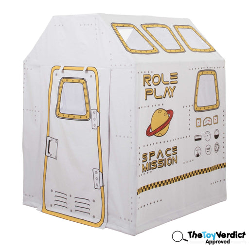 The Nestery : Role Play - Deluxe Playhouse Tent - Space Station