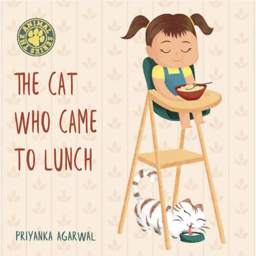 The Nestery : Sam and Mi - The Cat Who Came To Lunch