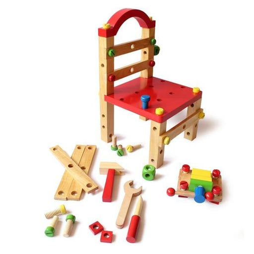 The Nestery: Shumee - BUILD A CHAIR DIY SET