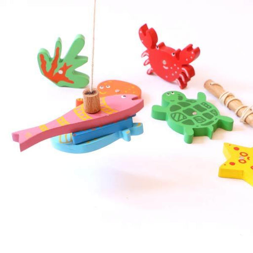 The Nestery: Shumee - CAPTAIN TOT'S MAGNETIC FISHING SET