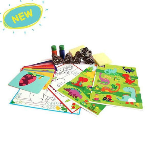 The Nestery: Shumee - Dino Fun Activity Set