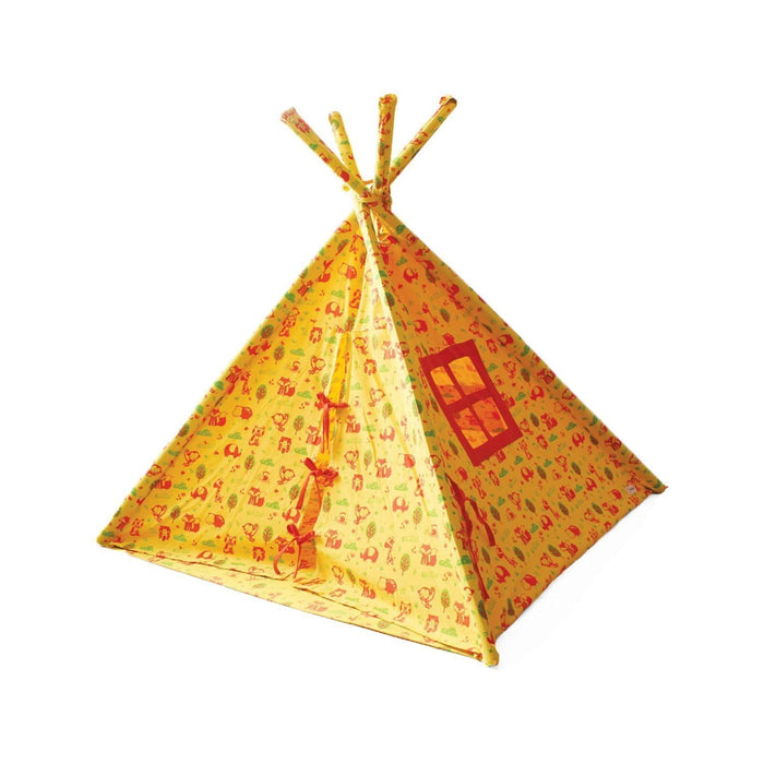 The Nestery: Shumee - Jungle Safari Teepee Tent