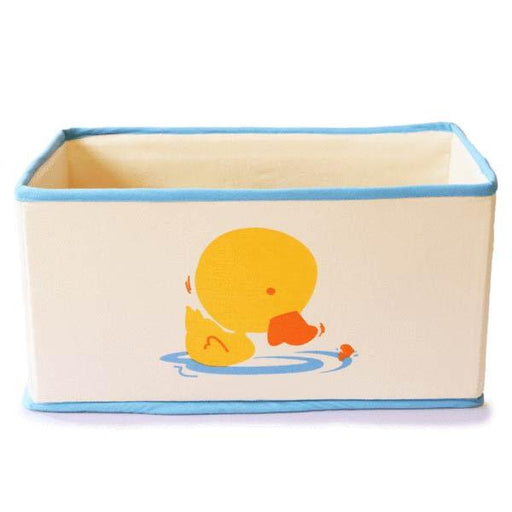 The Nestery: Shumee - STORAGE BIN - DUCK
