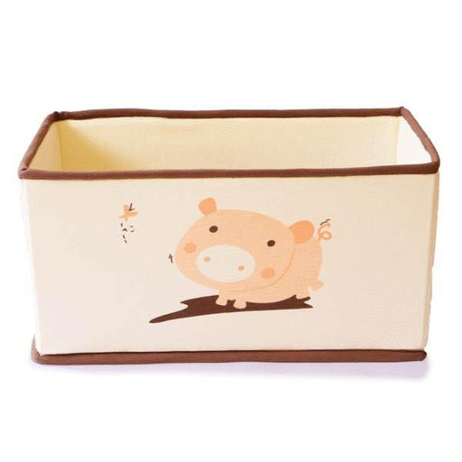 The Nestery: Shumee - STORAGE BIN - PIG PEN