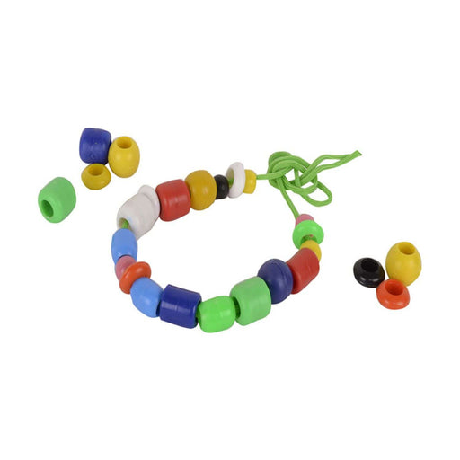 The Nestery : Skillofun - Beads Plastic - Assorted Shapes