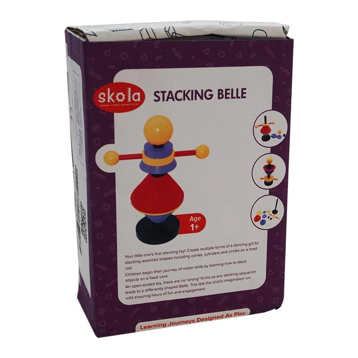 The Nestery: Skola - STACKING BELLE