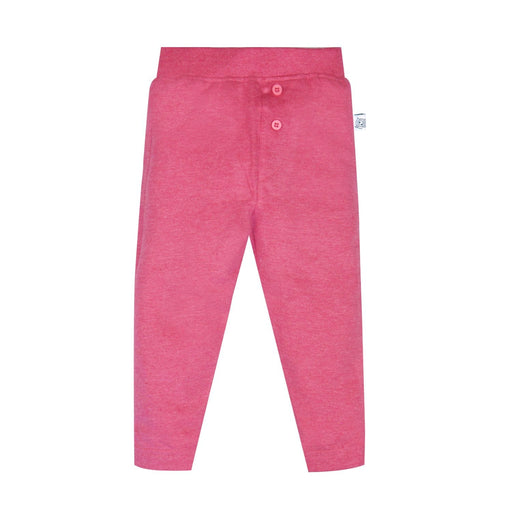 The Nestery : So Little - Coral Melange Regular Pant