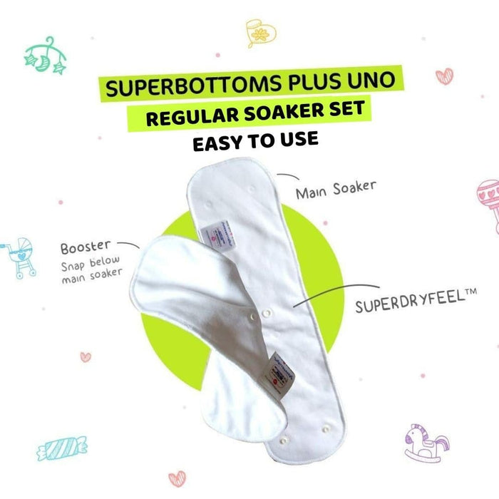 The Nestery: Superbottoms UNO All-in-one diaper usage guide