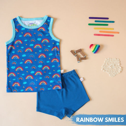 The Nestery: Superbottoms - Supercomfys - Rainbow Smiles