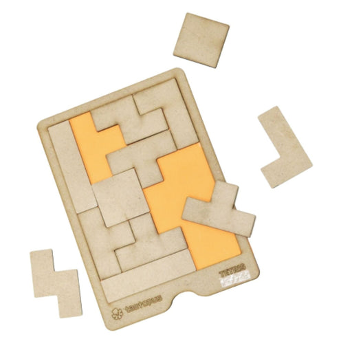 The Nestery: Tactopus - Tetromino Puzzle
